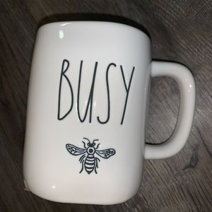 Rae Dunn Busy Bee Spring Coffee Mug